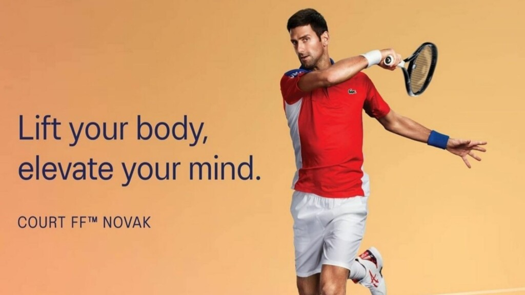 Novak Djokovic's outfit for Tokyo Olympics