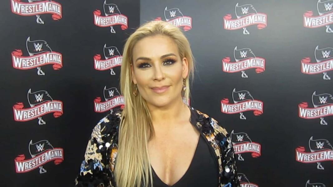 Natalya during WrestleMania weekend
