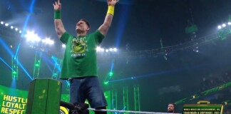 John Cena returned to steal the show once again