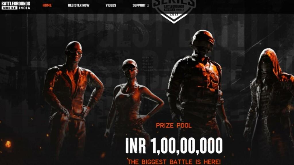 battlegrounds mobile india esports
