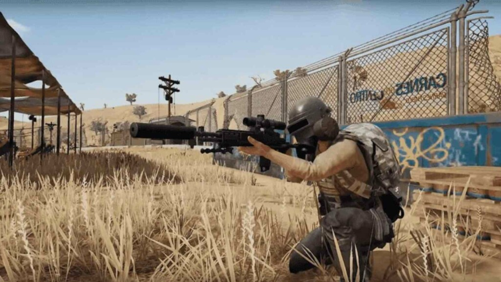 Battlegrounds Mobile India: Top 5 best airdrop guns in BGMI after 1.5 update