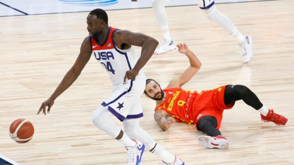 Spain basketball team