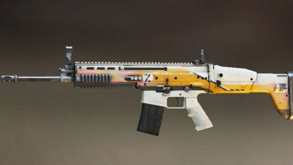 Battlegrounds Mobile India: Best attachments for AR weapons in BGMI