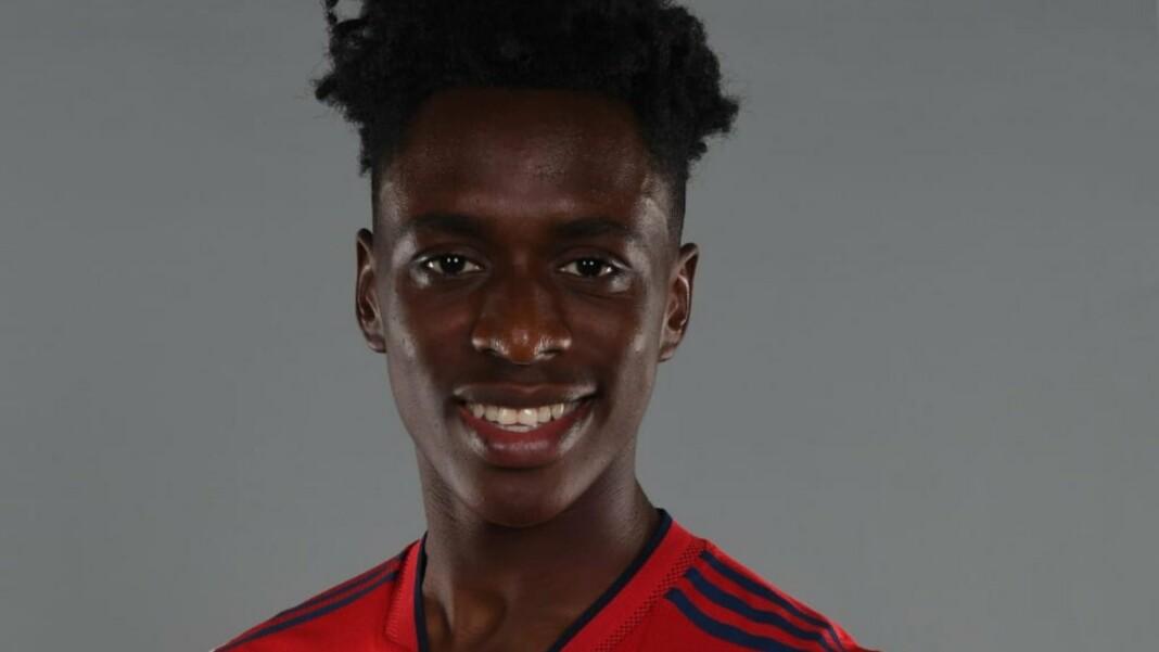 OFFICIAL: Arsenal Sign Albert Sambi Lokonga from Anderlecht on a long term contract