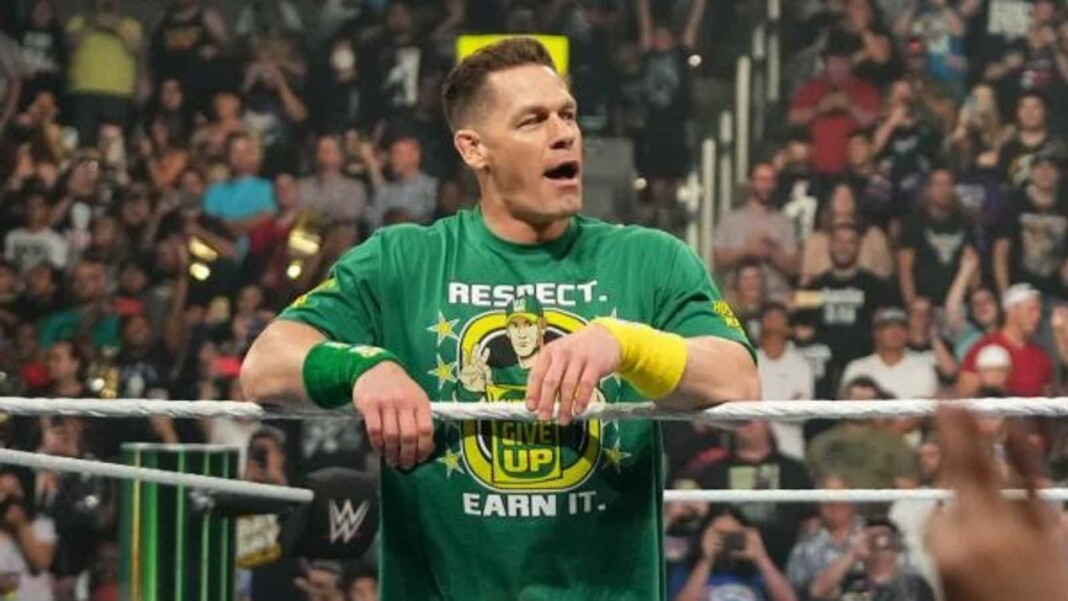 List of John Cena championship wins and accomplishments