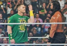 John Cena returned to WWE and challenged Roman Reigns for Summerslam