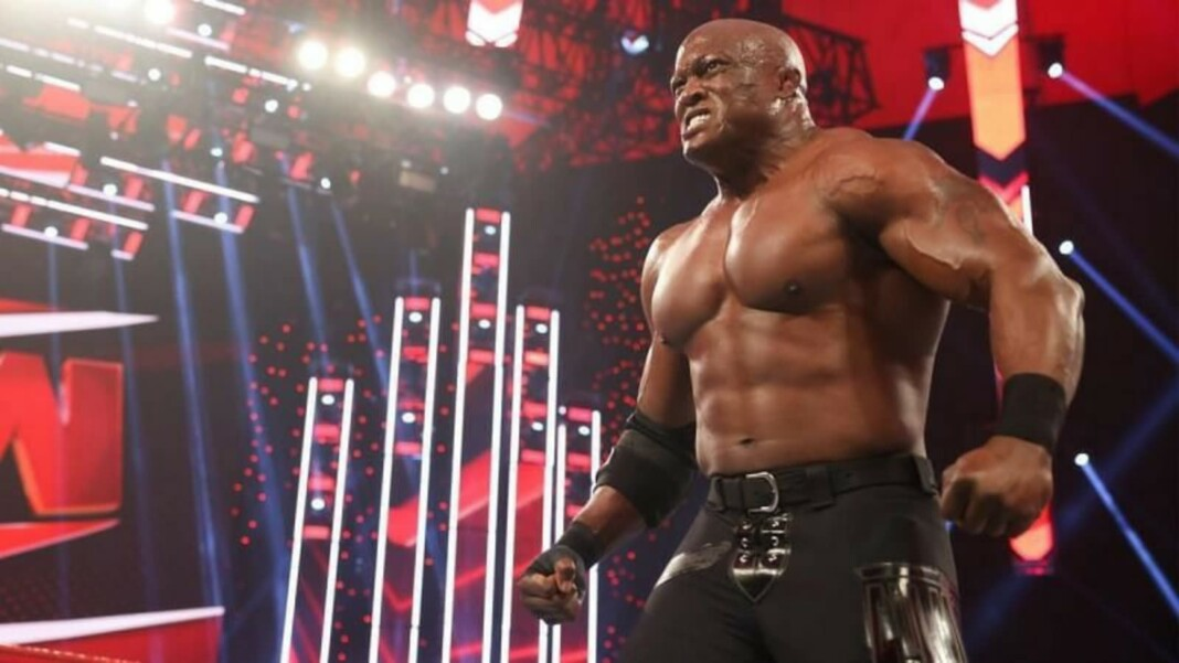 Bobby Lashley is the current WWE Champion