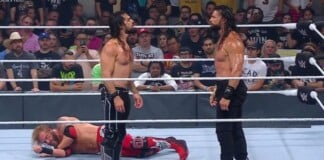 Summerslam would feature top superstars and legends