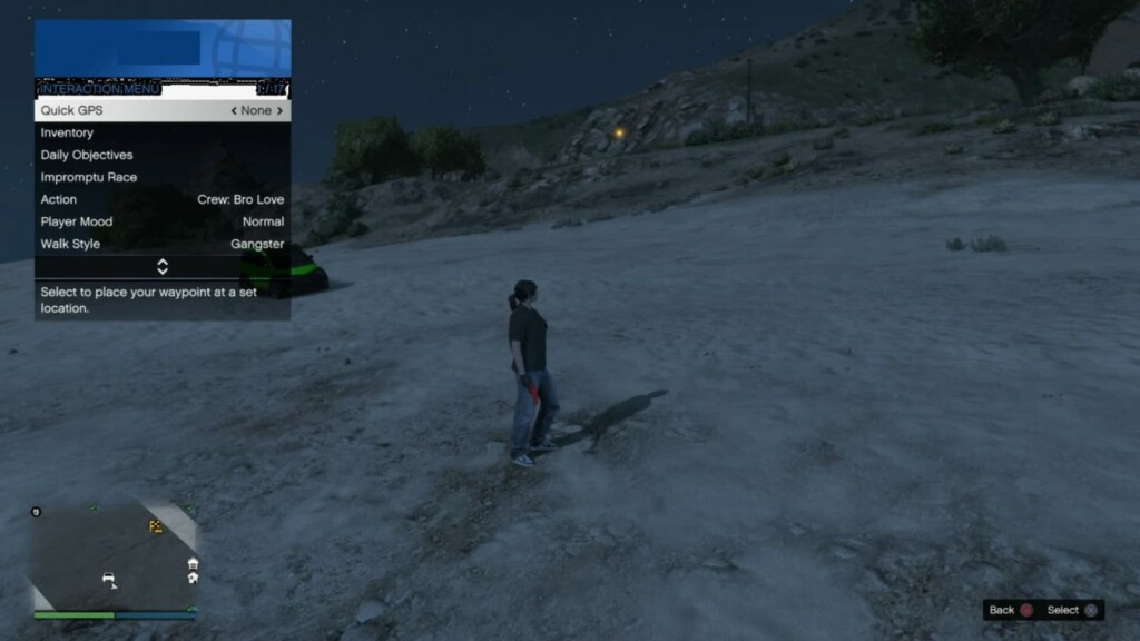 How to mark radio stations as favourite in the GTA 5 new DLC