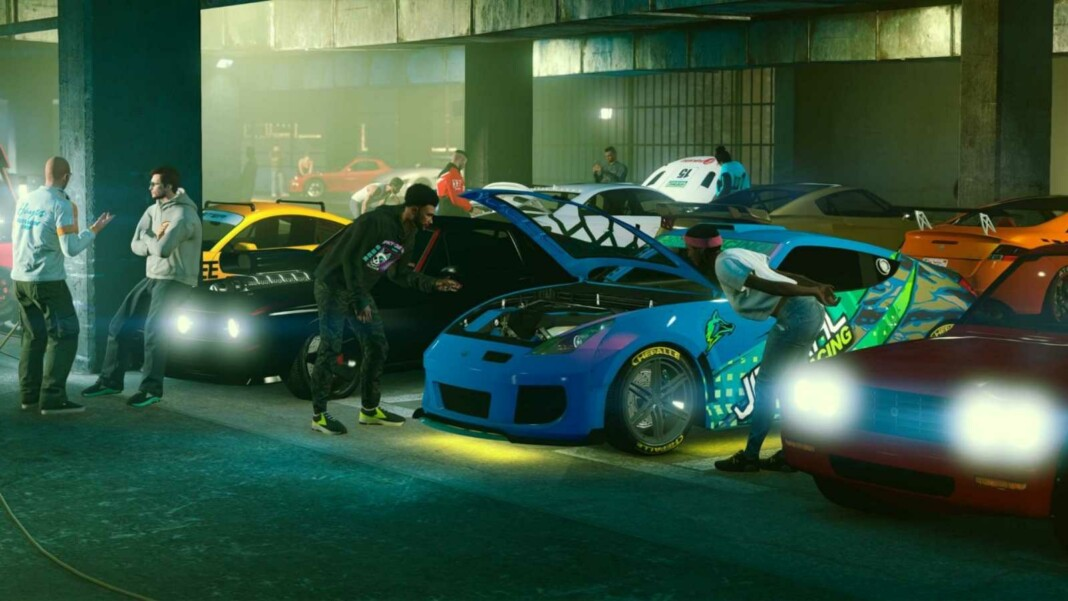 How to customize your car in real-time in the GTA 5 new DLC