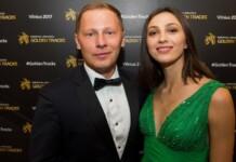 Maria Lasitskene and Vladas Lasickas