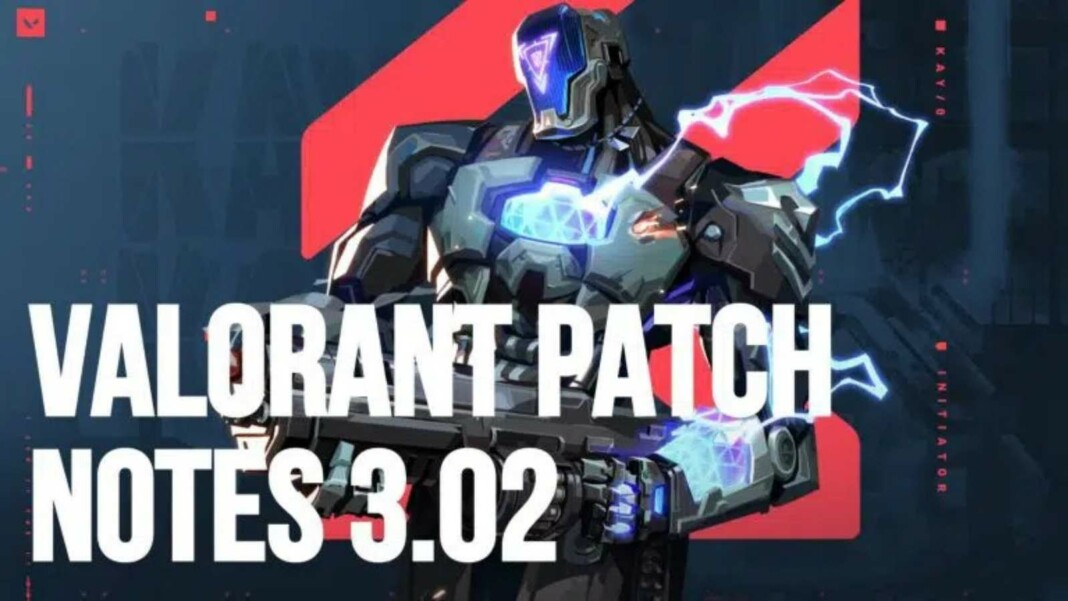 VALORANT Patch Notes 3.02: All-New Changes and Fixes in Episode 3