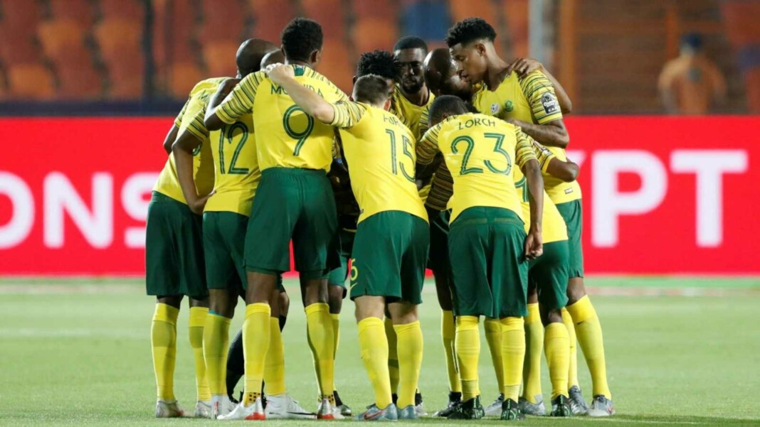 Tokyo Olympics 2020: South Africa Soccer team Preview and squads