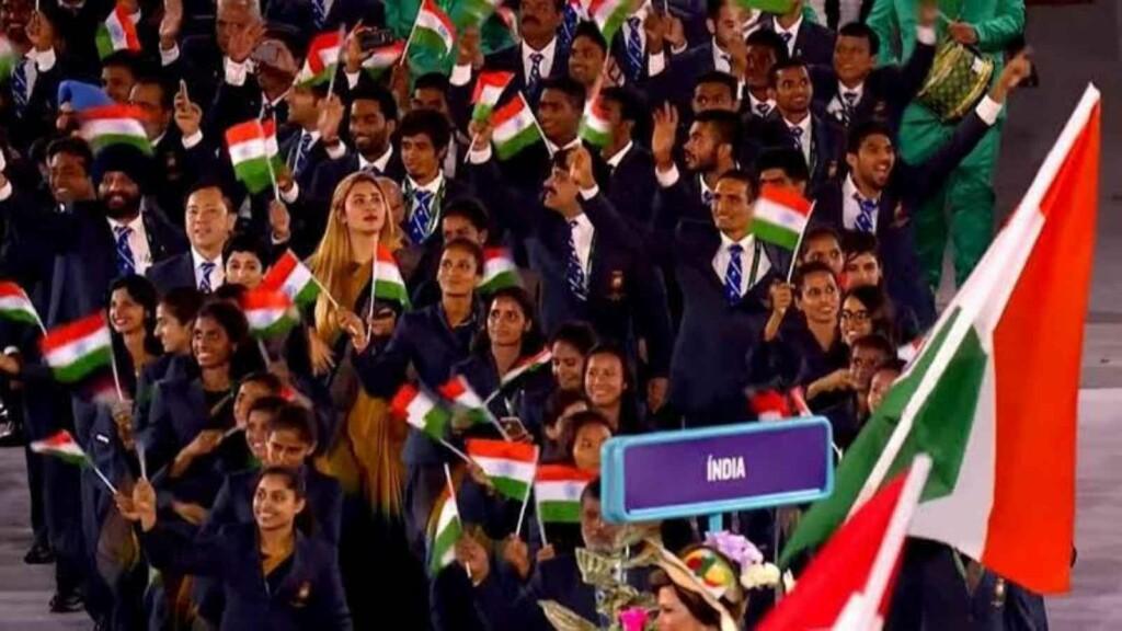 India at the Tokyo Olympics