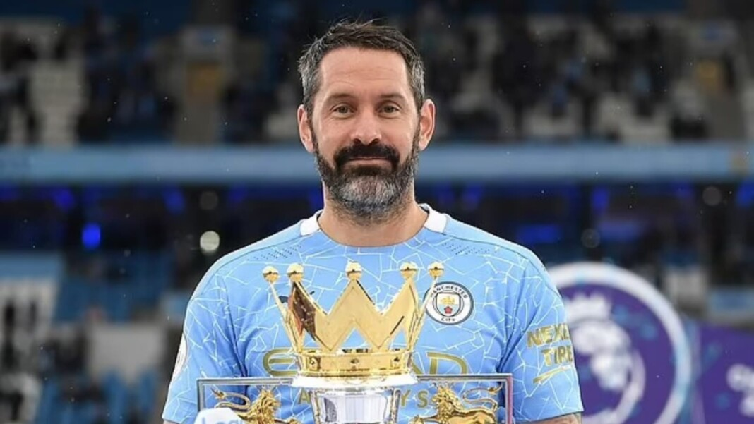 Scott Carson Manchester City New Signing