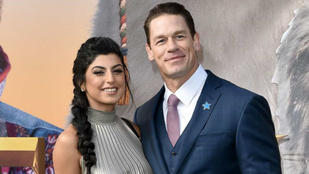 Who is the wife of John Cena