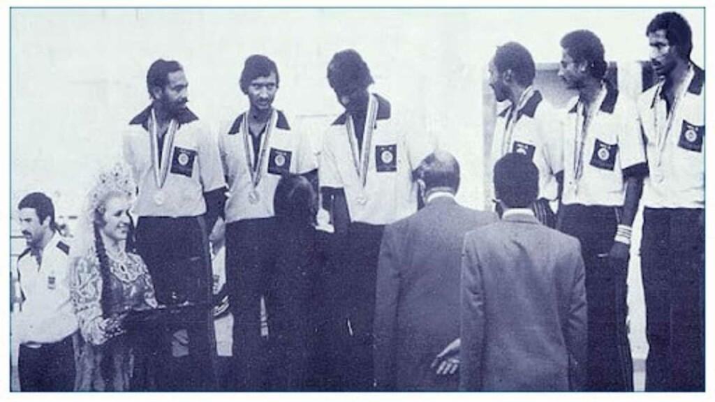 India's men's hockey team