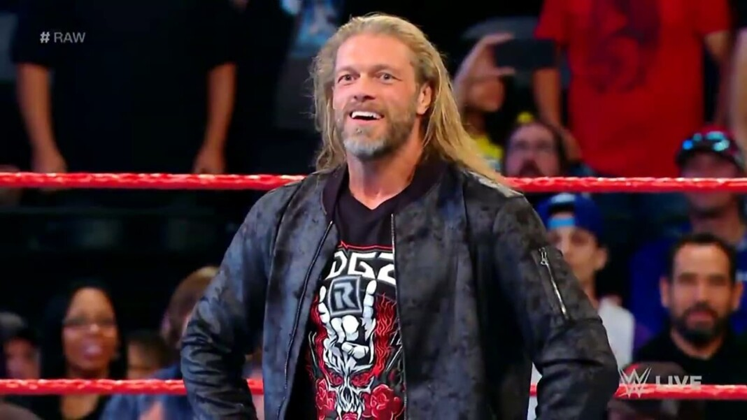 Edge wife is a WWE Hall of Famer