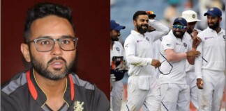 Parthiv Patel and Indian Test Team