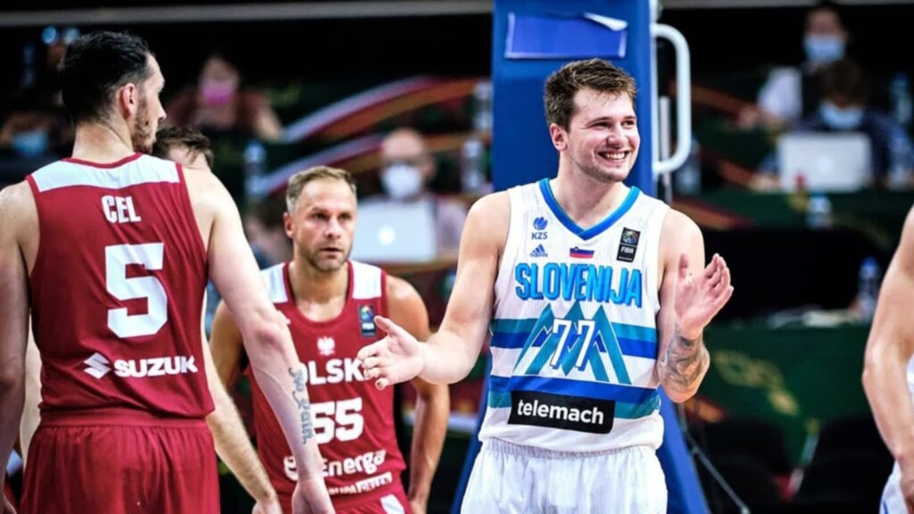 Slovenia Basketball Team