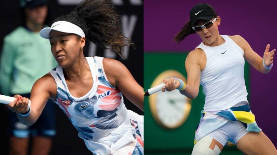 Naomi Osaka vs Saisai Zheng