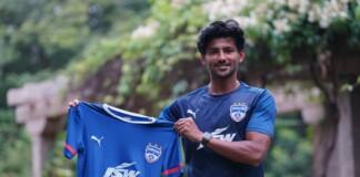 Bengaluru FC sign midfielder Jayesh Rane on a three year deal