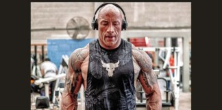 The Rock has developed an unmatchable physique