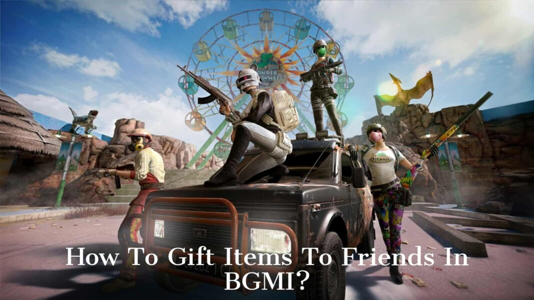 Battlegrounds Mobile India: How to gift items to friends in BGMI?