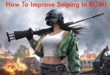 Battlegrounds Mobile India: Best tips to improve sniping in BGMI
