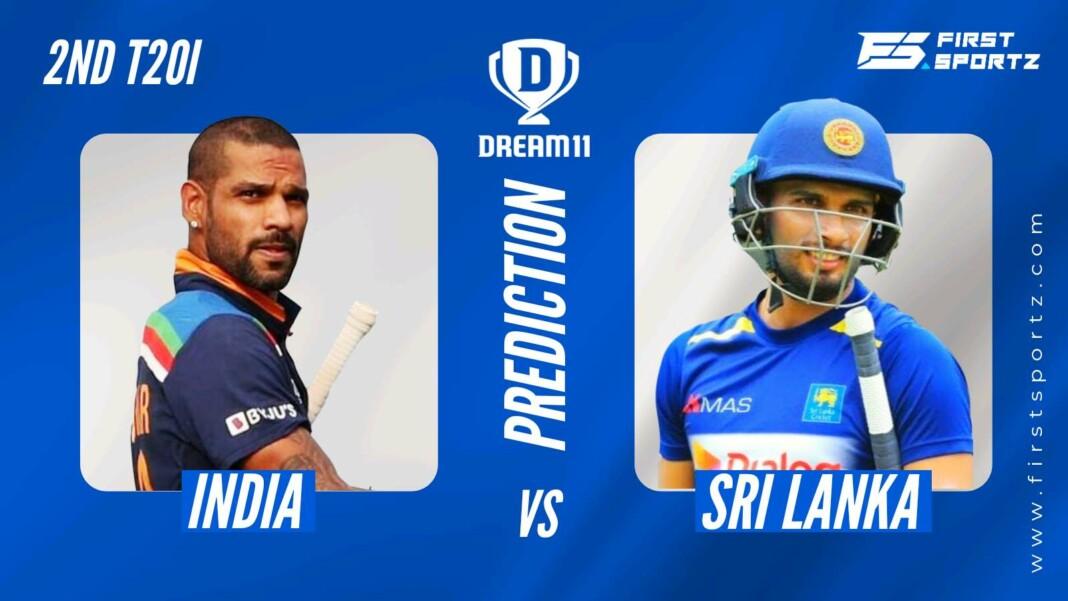 IND vs SL Dream11