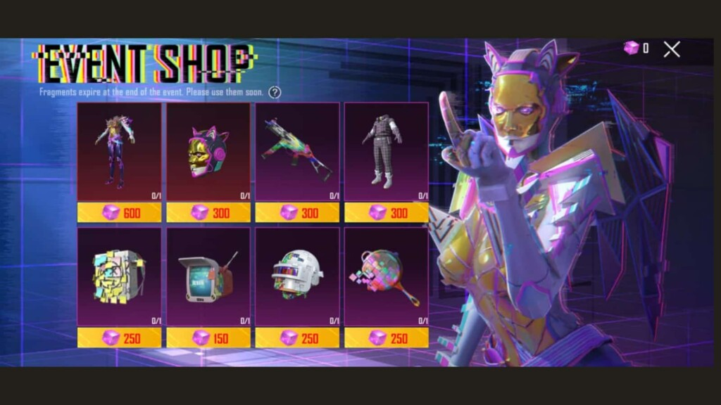 Matrix Spin Event BGMI: How to get the Cybernet Diva Set in BGMI?