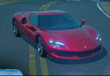 Fortnite Ferrari Time Trial Challenge