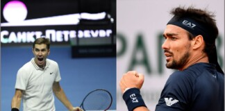 Egor Gerasimov vs Fabio Fognini