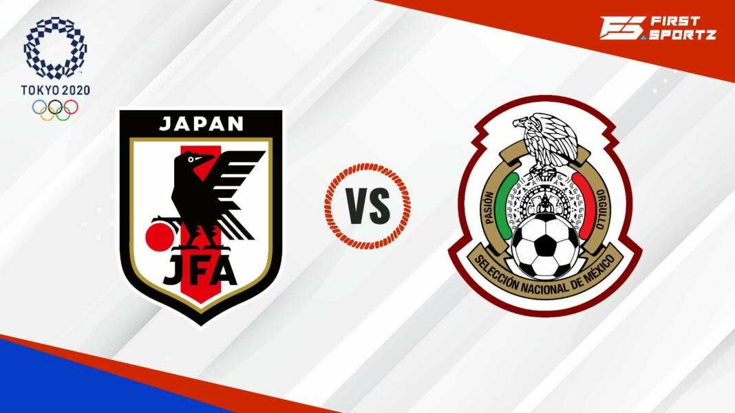 Japan vs Mexico