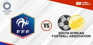 France vs South Africa
