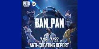 PUBG Mobile Ban Pan: The anti cheat system bans 1,674,772 accounts for using hacks this week