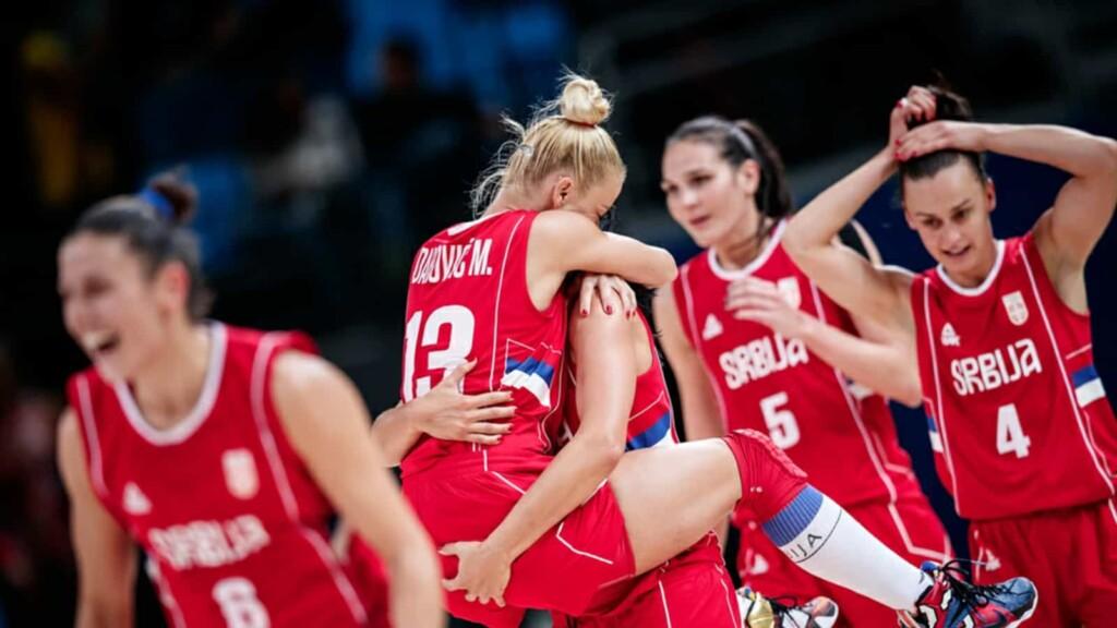Serbia vs Canada Live Stream
