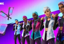 Fortnite Wrappable Outfits: New Weapon Feature on Skins in Season 7