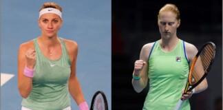 Petra Kvitova vs Alison Van Uytvanck