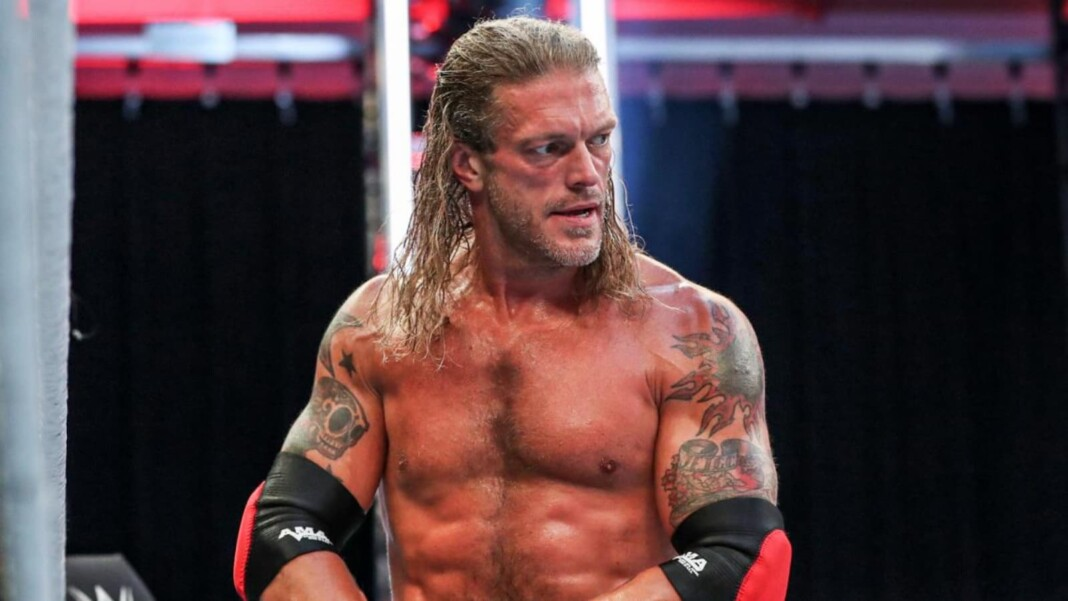 The list of Edge championship wins is too long