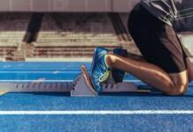 Athletics Representational Image