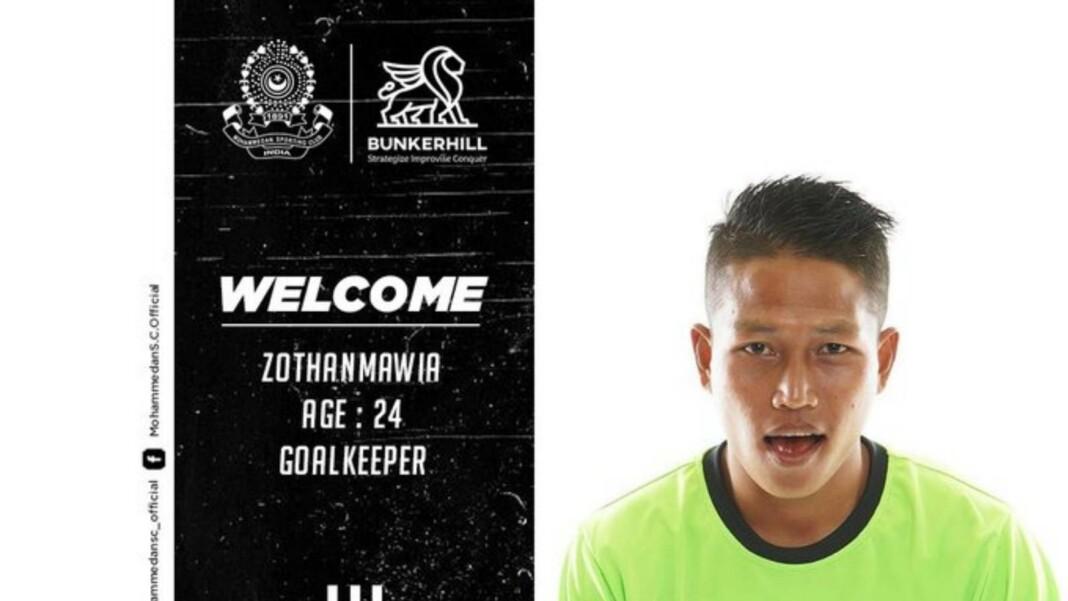 Zothanmawia-Mohammedan SC