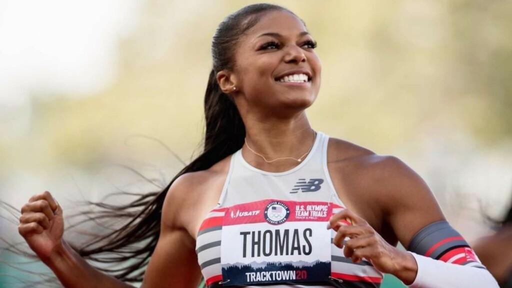 Gabrielle 'Gabby' Thomas