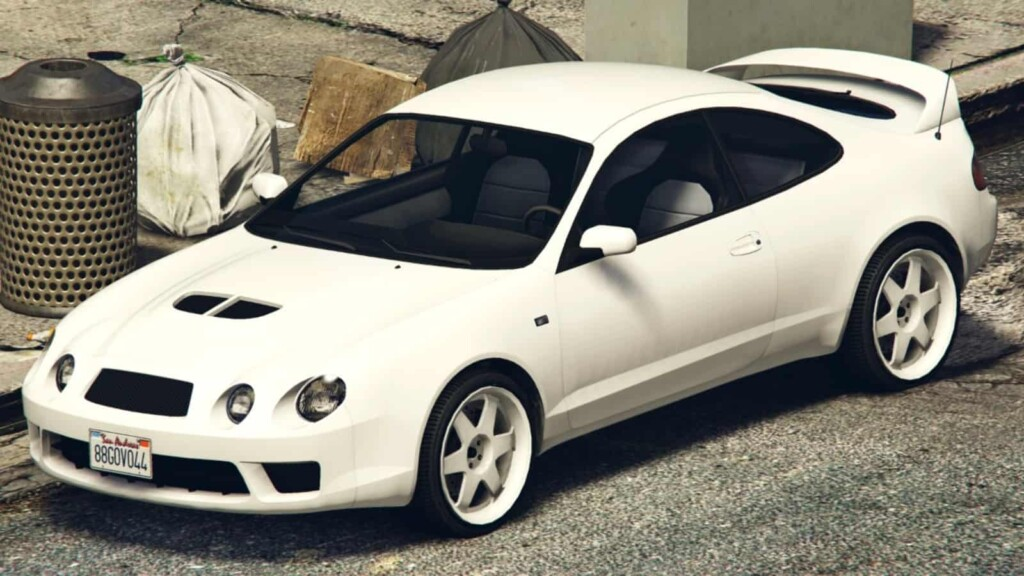 The Karin Calico GTF becomes the new fastest car in GTA 5