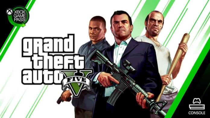 GTA 5 is leaving Xbox Game Pass