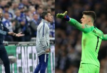 Kepa Arrizabalaga opens up about his infamous League Cup final row with then Chelsea manager Maurizio Sarri