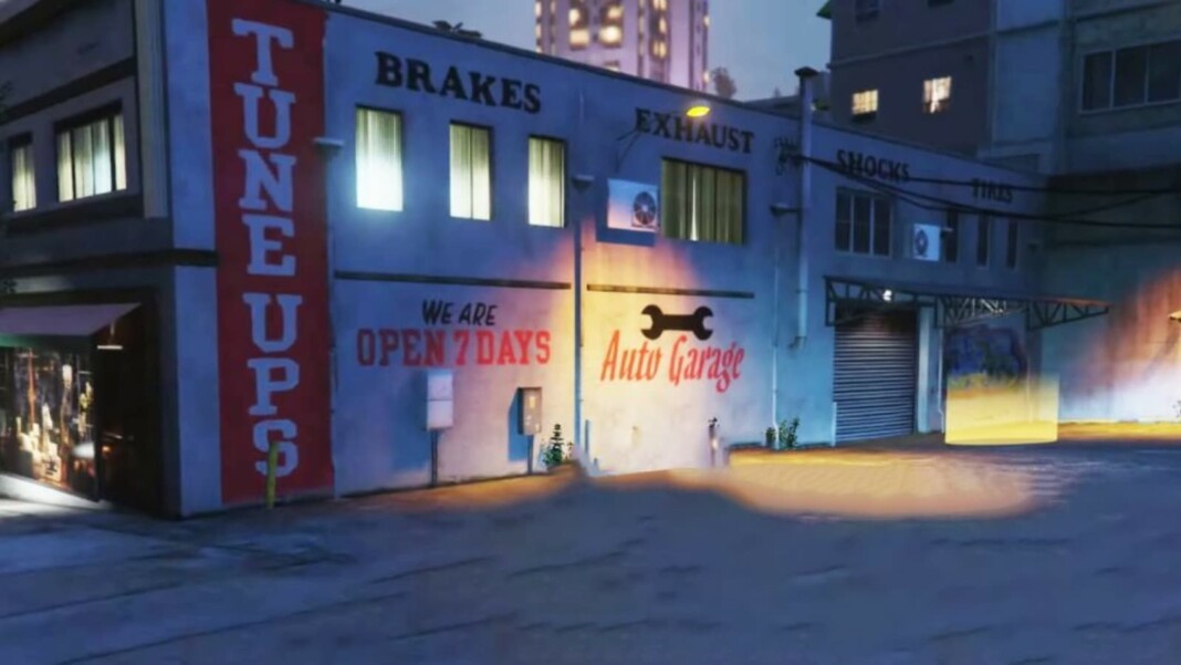 How to do autoshop service jobs in GTA 5 new DLC