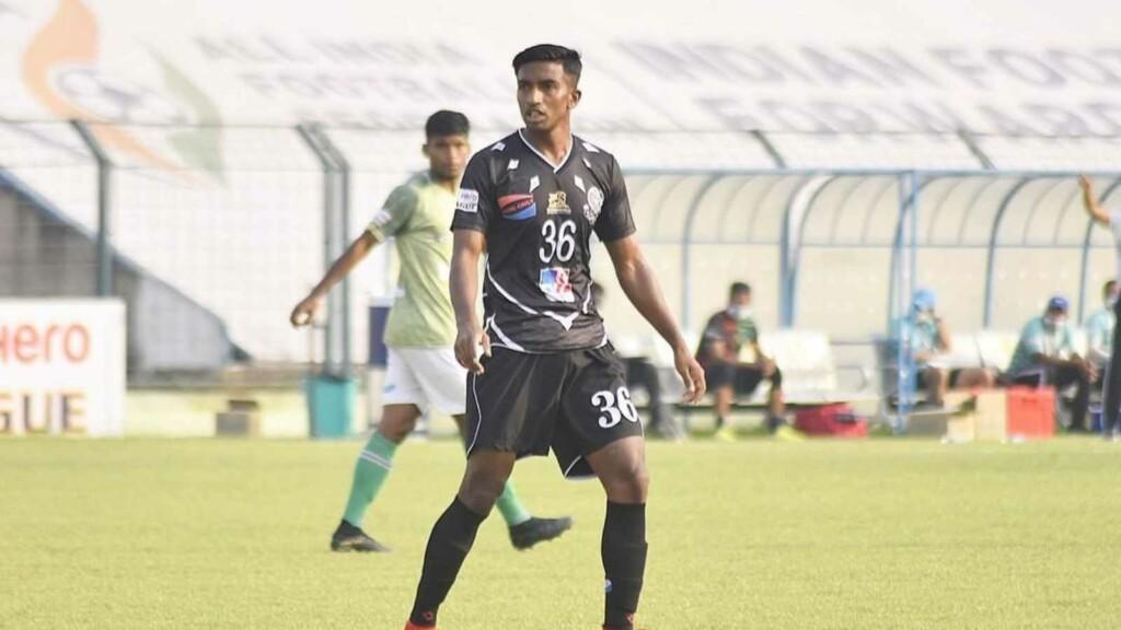 Suraj Rawat_Sreenidi Deccan FC