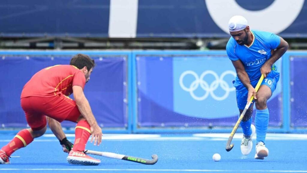 India vs Spain