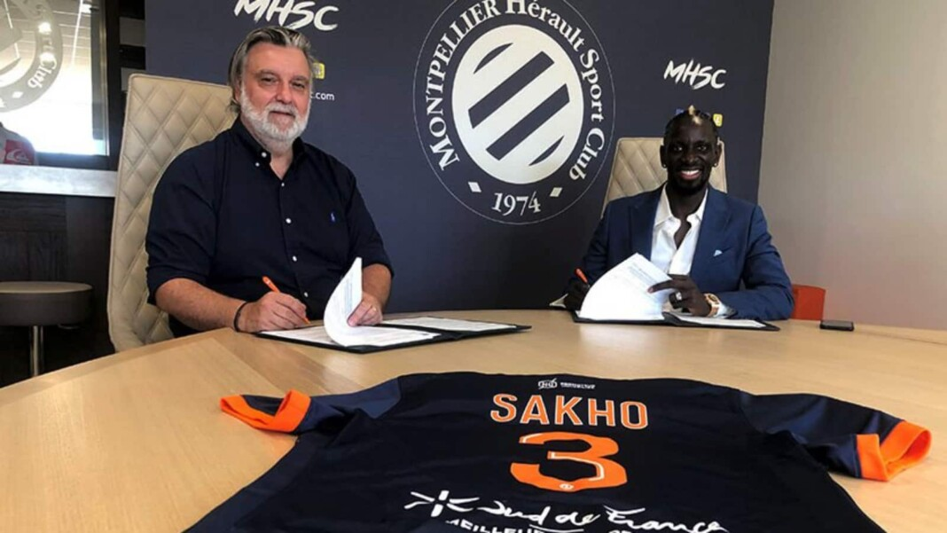 Mamadou Sakho bids farewell to Crystal Palace after expiry of his contract to join Montpellier HSC